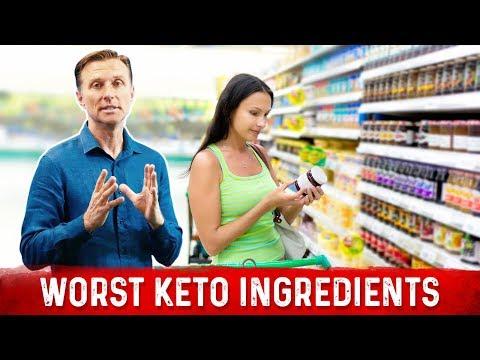 3 Worst Ingredients In So-Called Keto-Friendly Foods
