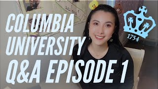 Core Curriculum, Dining Halls, & Dorms | Columbia Q&A Ep. 1