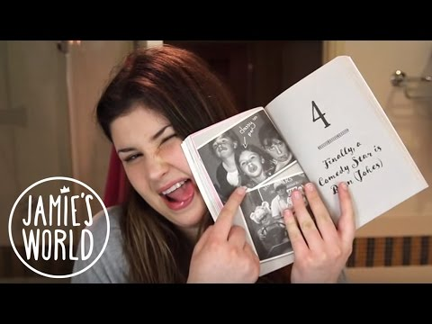 I WROTE A BOOK | Jamie's World