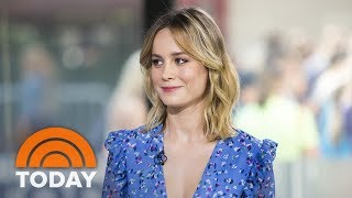 Brie Larson: 'The Glass Castle' Is A Story Of Human Resilience | TODAY