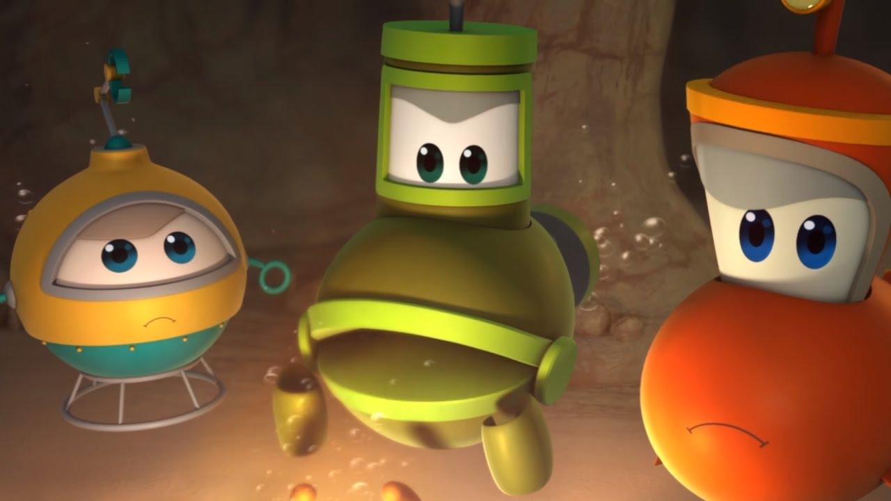 Веселые мультики - Марин и его друзья - Все серии в одной | Лучшие мультфильмы для детей