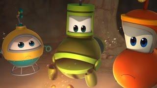 Веселые мультики - Марин и его друзья - ...