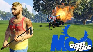 Multi-Game Spare Parts Montage! - GTA 5, Dead Realm, Garry