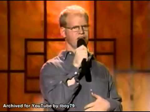 Jim Gaffigan - Comedy Showcase - year 1996