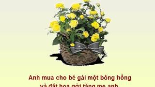 Hoa tặng mẹ (nhân ngày của Mẹ 2013)