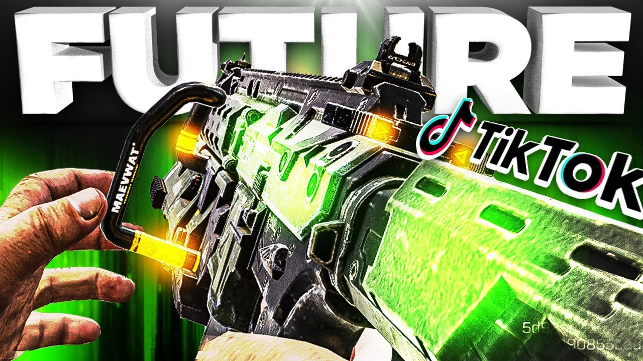 This is the future of AR's (COD Mobile Tik Tok Builds)