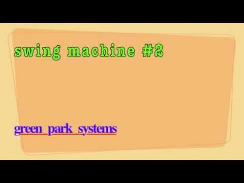 Swing Machine #2 Electro Swing mix by GREEN PARK SYSTEMS