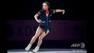 トゥクタミシェワ、宇野らがエキシビションで魅了 スケート・カナダ