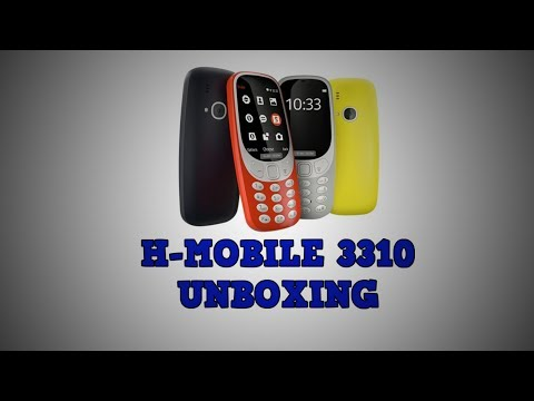 FAKE NOKIA 3310ITSH-MOBILE 3310 IMPRESSIONS!!!