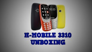 Fake Nokia 3310  Its  H-mobile 3310 Impressions!!!