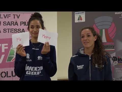 Muro A Due - Conegliano | Samsung Galaxy Volley Cup 2017