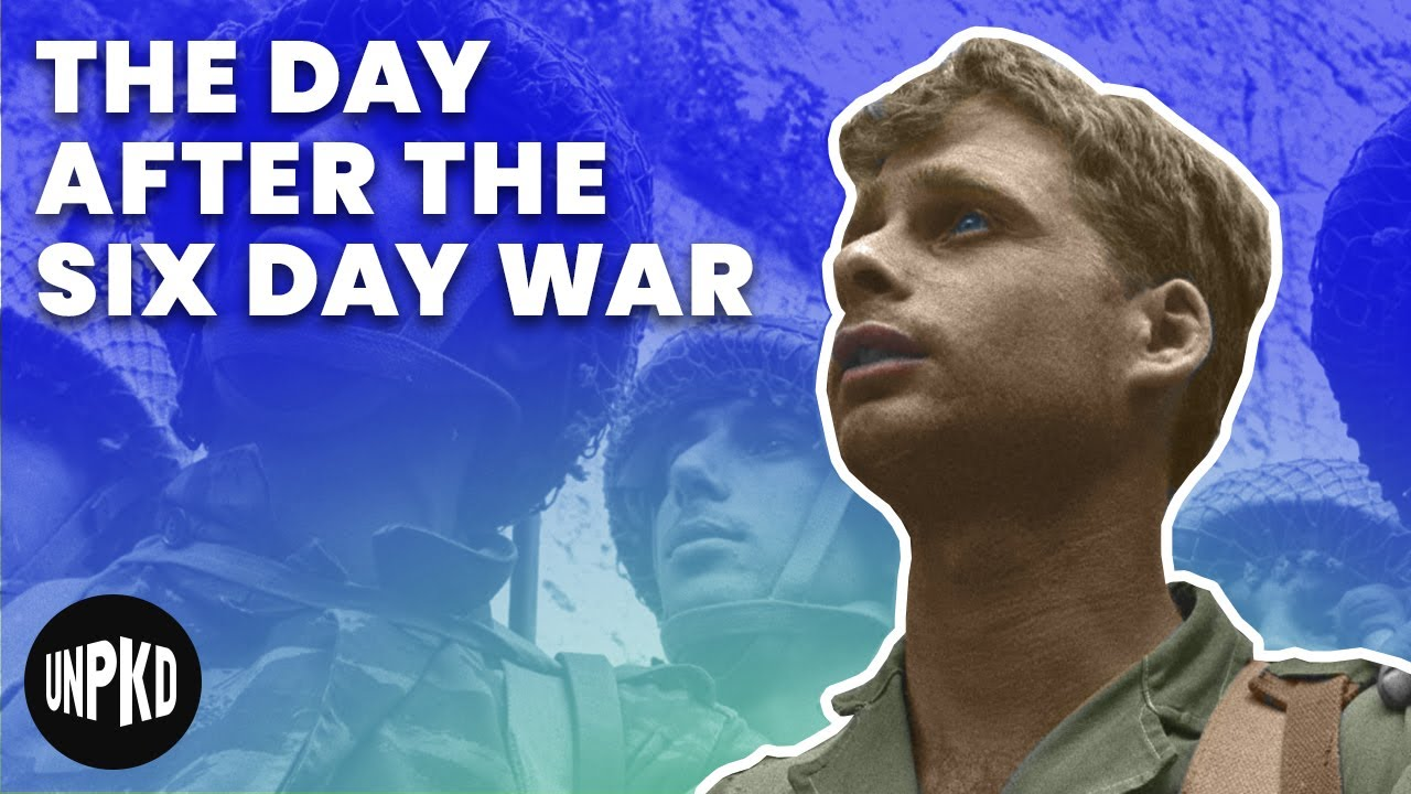 The Day After The War Six Day War Project