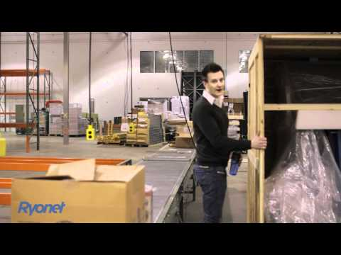 Full Tour of The New Ryonet Screen Printing Supply Facility Vancouver, Washington