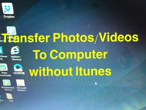 how to transfer photos to hard drive wirelessly without computer
