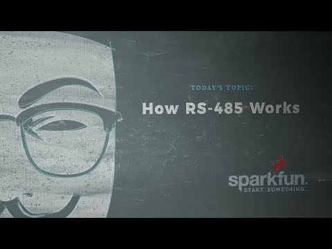 According to Pete #55 - How RS-485 Works