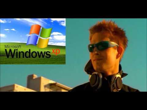Darude  Sandstorm Windows Xp Remix