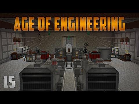 Age of Engineering EP15 Diesel Generator Automation