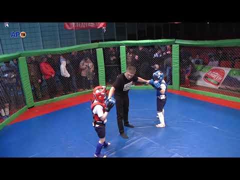 VII Всероссийский чемпионат по рукопашному бою