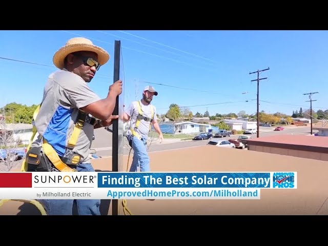 A Customer's Experience Researching Solar Companies