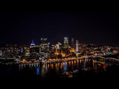 14-24 Pittsburgh at Night