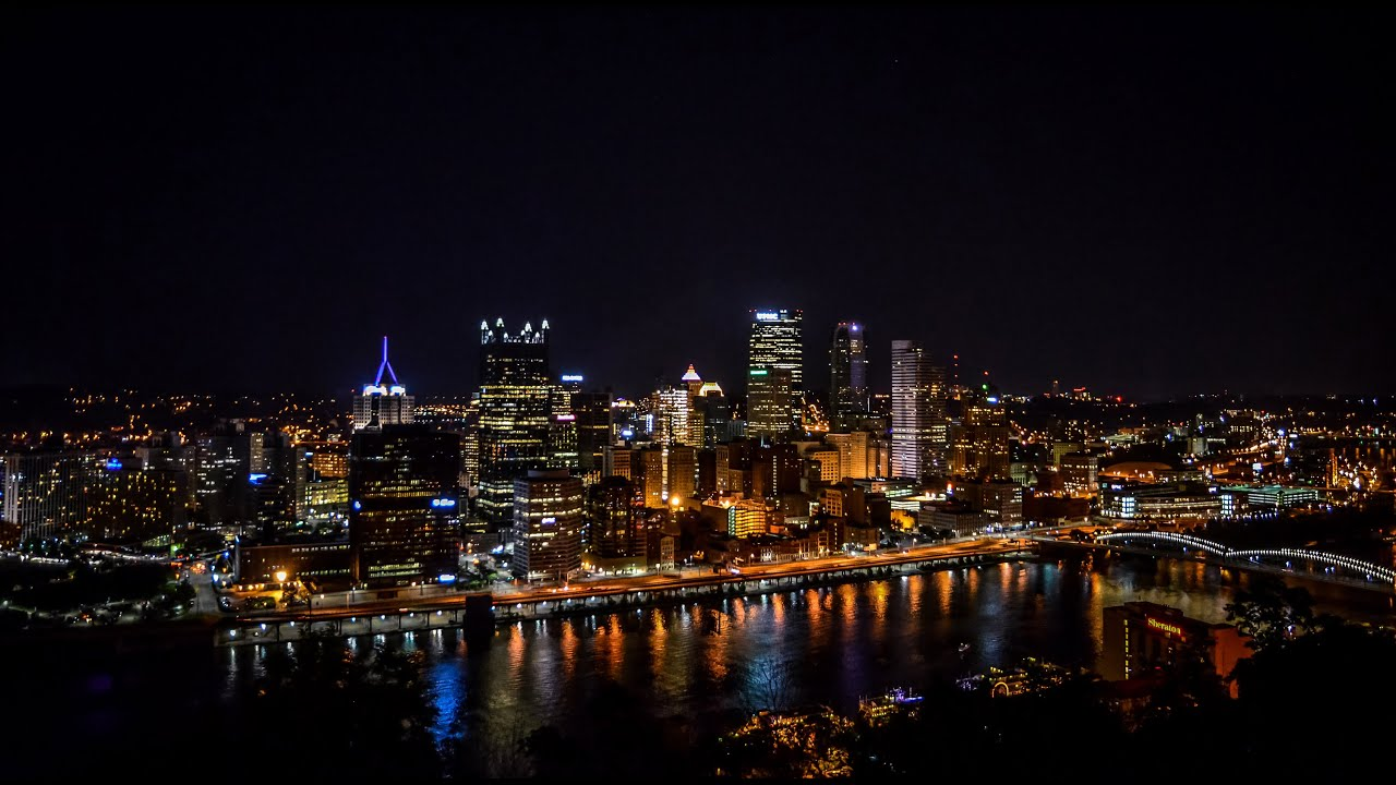 14-24 Pittsburgh at Night - YouTube