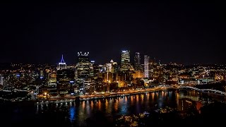 14-24 Pittsburgh at Night