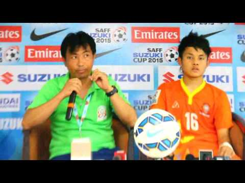 Bhutan Coach Pema Dorji: No Worry At All; Bhutanese Football Is Improving