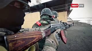 Кыргызстандын башкы штабдын подполковниги Казакстанда камалды