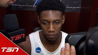 Barrett: 'It sucks, I had a chance to tie the game and I didn't'