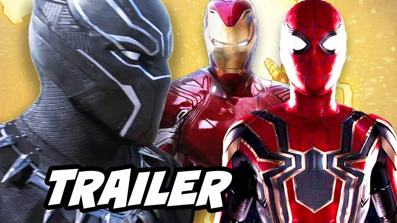 Black Panther Trailer and Avengers Infinity War Breakdown