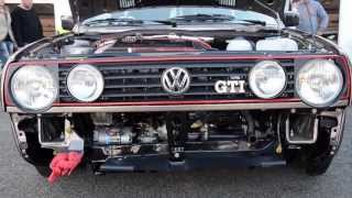 Volkswagen Golf Meeting 2013 - Hungaroring - Golf-Találkozó