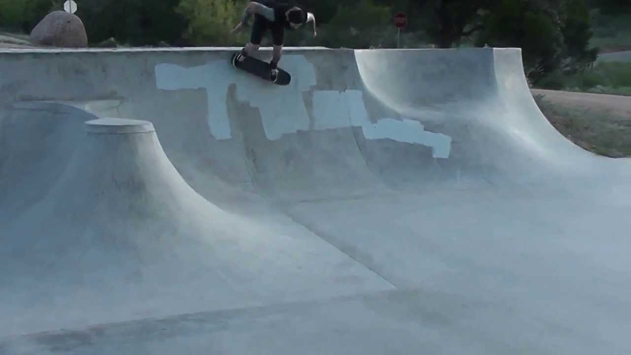 Cottonwood Shores Skatepark Youtube