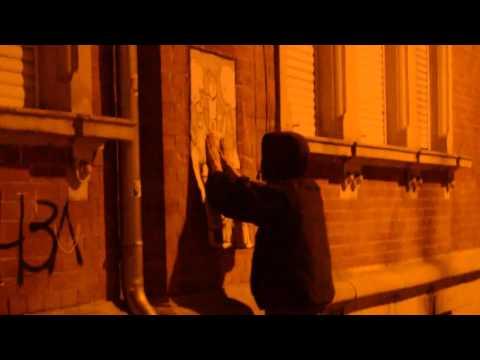 Streetart Live Action in Dessau | Urban Street Art