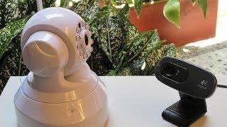 Configurar Cámara IP como Cámara Web con SplitCam y Safe4cam (IP Camera to Webcam)