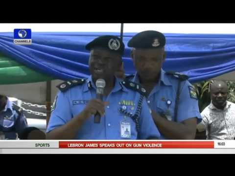 Imo Security: Police Warns MASSOB Against Breach Of Peace 04/10/15