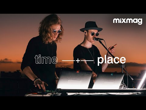 time+place: BOB MOSES live on top of the Museum of Man