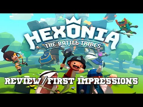 Hexonia Review/First Impressions - Turn Based Strategy Mobile Game