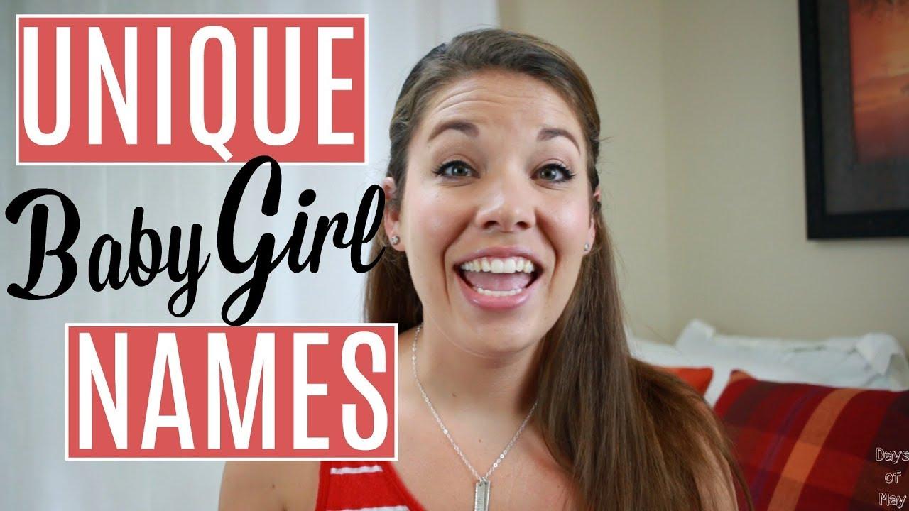 Rare Feminine Top 5 Girl Names