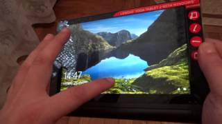 Lenovo Yoga Tab 2 8 Windows 10 - Real User Review