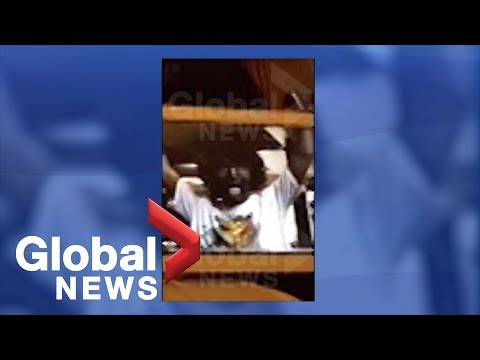 Justin Trudeau seen in blackface in exclusive video