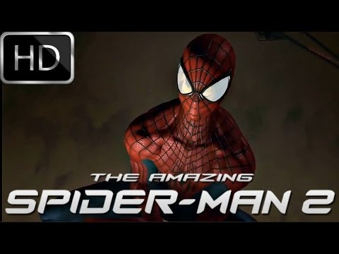 The Amazing Spider-Man 2: Official Game Trailer!!! HD