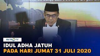 Idul Adha Jatuh Pada Hari Jumat 31 Juli 2020