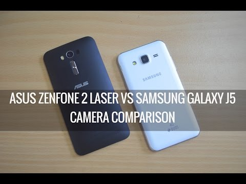 ASUS Zenfone 2 Laser vs Samsung Galaxy J5- Camera Comparison | Techniqued