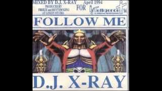 Dj X-Ray (follow Me) Tape - 1994