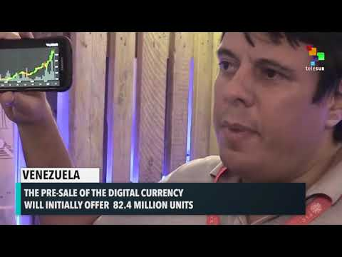 Venezuelan Petro Cryptocurrency Launched