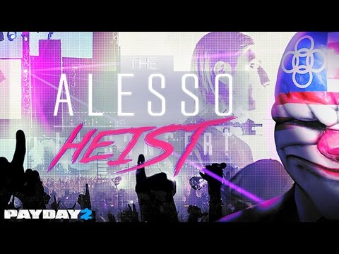 Payday 2 Sydney Alesso heist Solo stealth