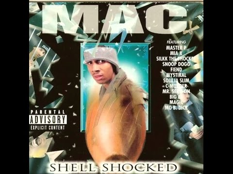 MAC - Shell Shocked: My Brother