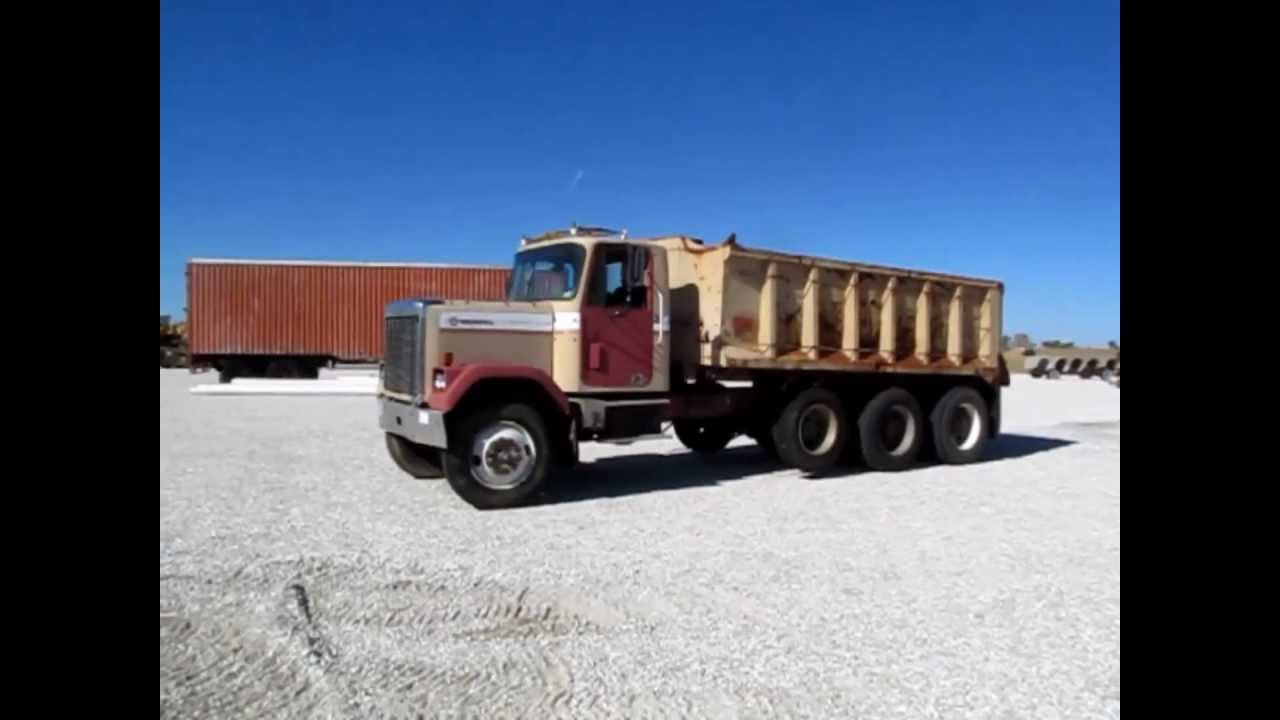Gmc Truck For Sale >> 1978 GMC General dump truck for sale | sold at auction ...