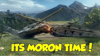 World of Tanks | Its Moron Time a Guide To Being An Idiot!!! Game Play Guide Tutorial