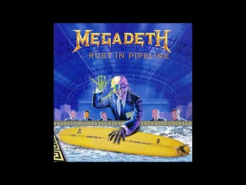 Surf Metal  Metal without distortion Megadeth Hangar 18 full song